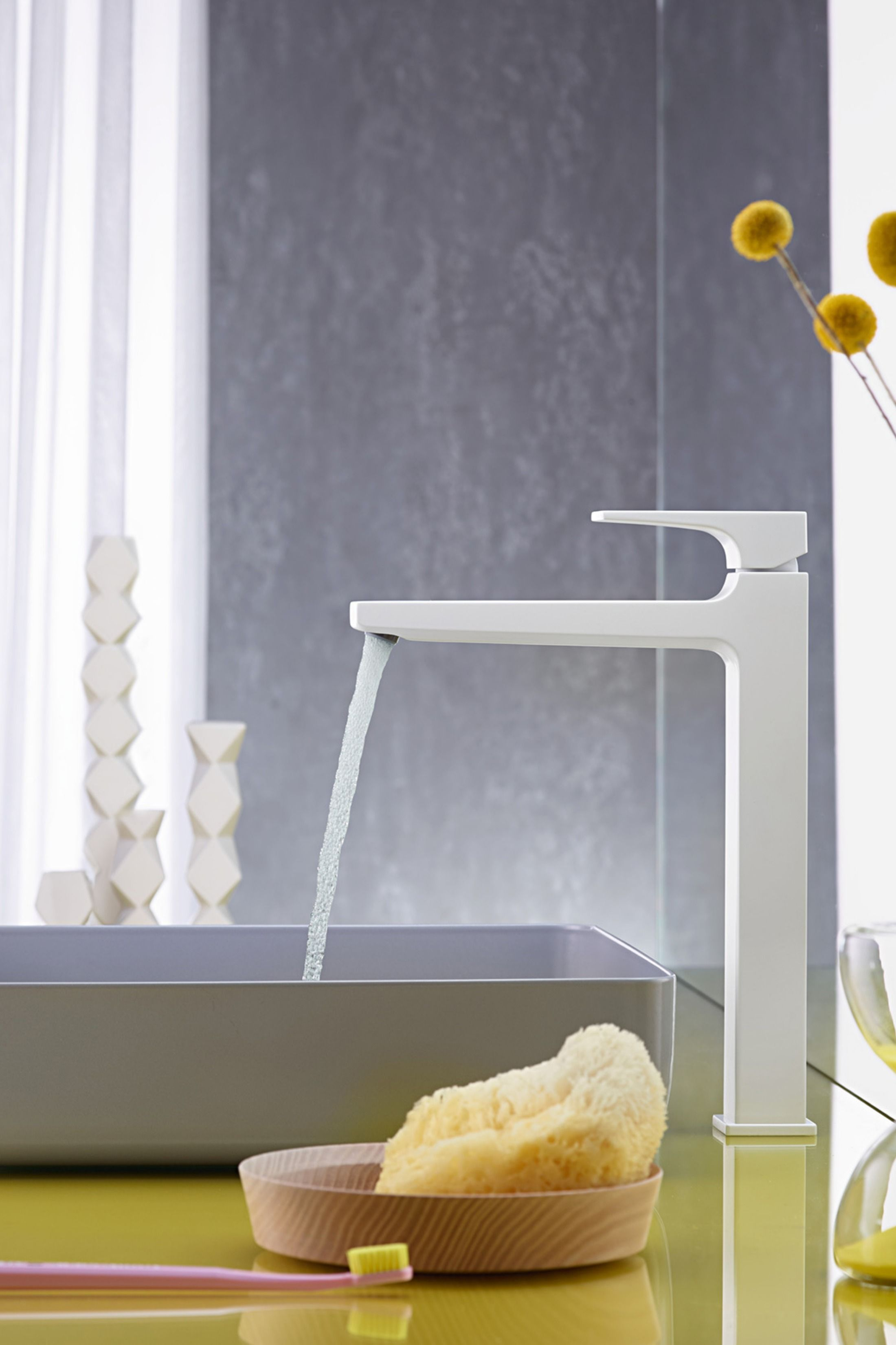 Hansgrohe Metropol Einhebel Waschtischmischer 260 Mit Hebelgriff U Push Open Fur Waschschusseln Badarmaturen Armaturen Bad Waschschussel