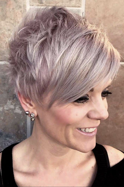 2019 2020 Short Hairstyles For Over 50 Short Hair Styles Thick Hair Styles Short Hair Styles Pixie