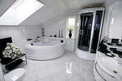 Ultra Modern Bathroom Nice  Bathrooms  Pinterest  Attic Beauteous Ultra Modern Bathroom Designs Decorating Design