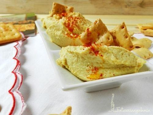 En tu cocina y en la mía: Hummus