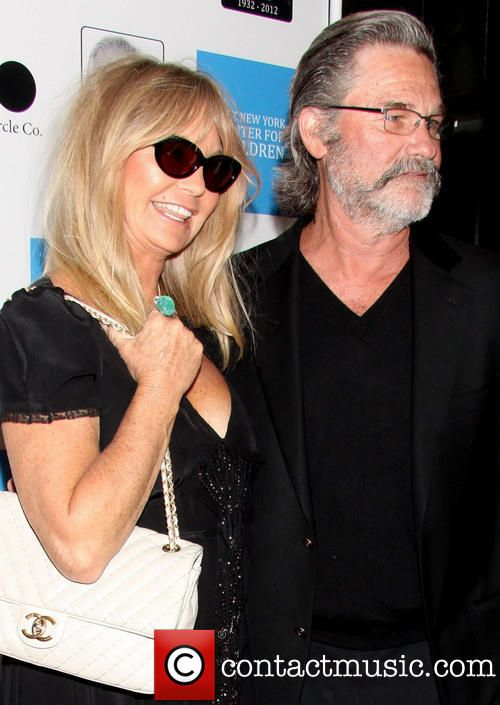 Goldie Hawn 68 And Kurt Russell 62 Together For 29 -6430