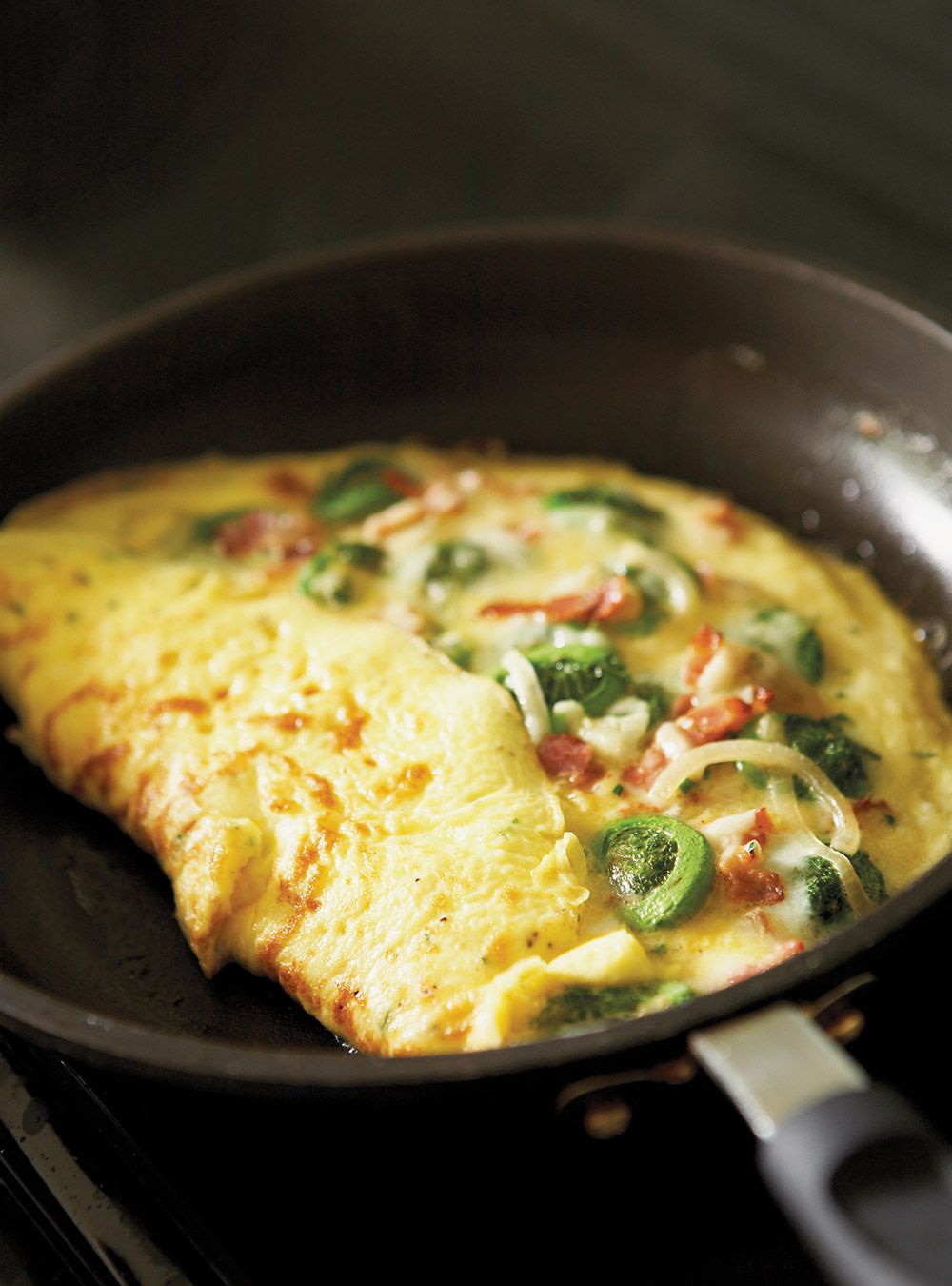 Ricardos recipes fiddlehead omelet incredibly edible pinterest whether you prefer them loaded with your favourite veggies and meats or oozing with cheese these tasty omelette recipes are sure to satisfy forumfinder Choice Image