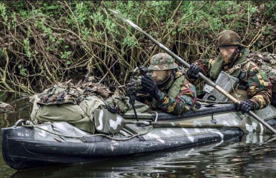 klepper kajak militär