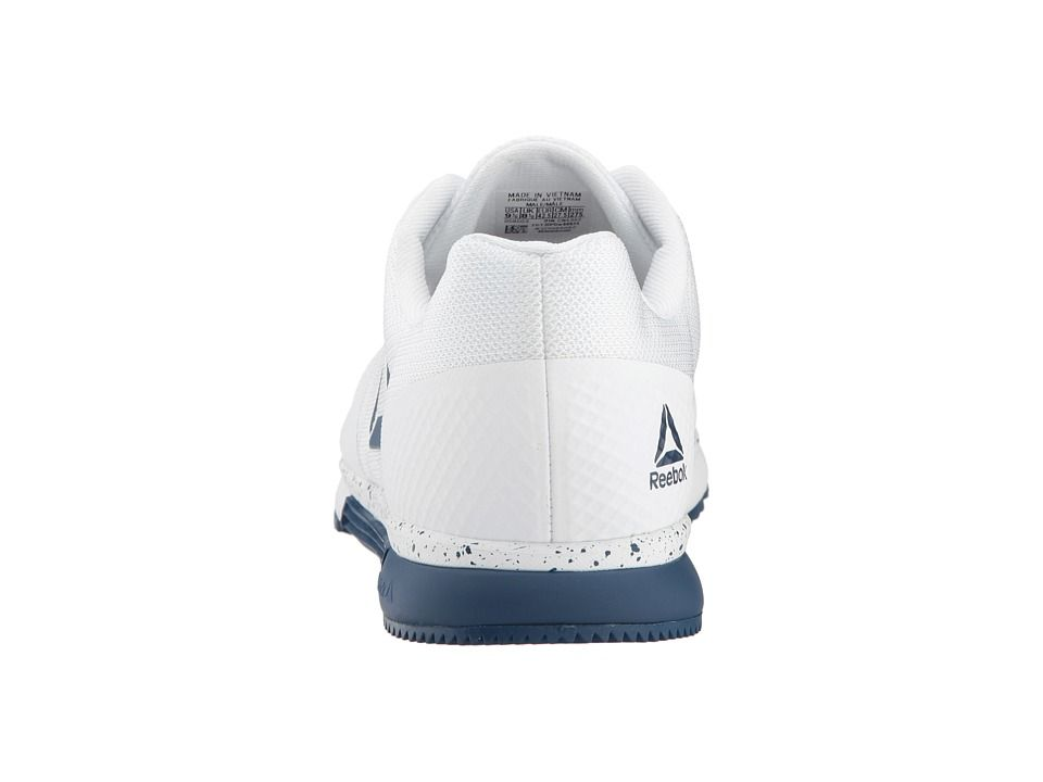 4afc268806b434 Reebok Speed TR Men s Cross Training Shoes White Bunker Blue ...