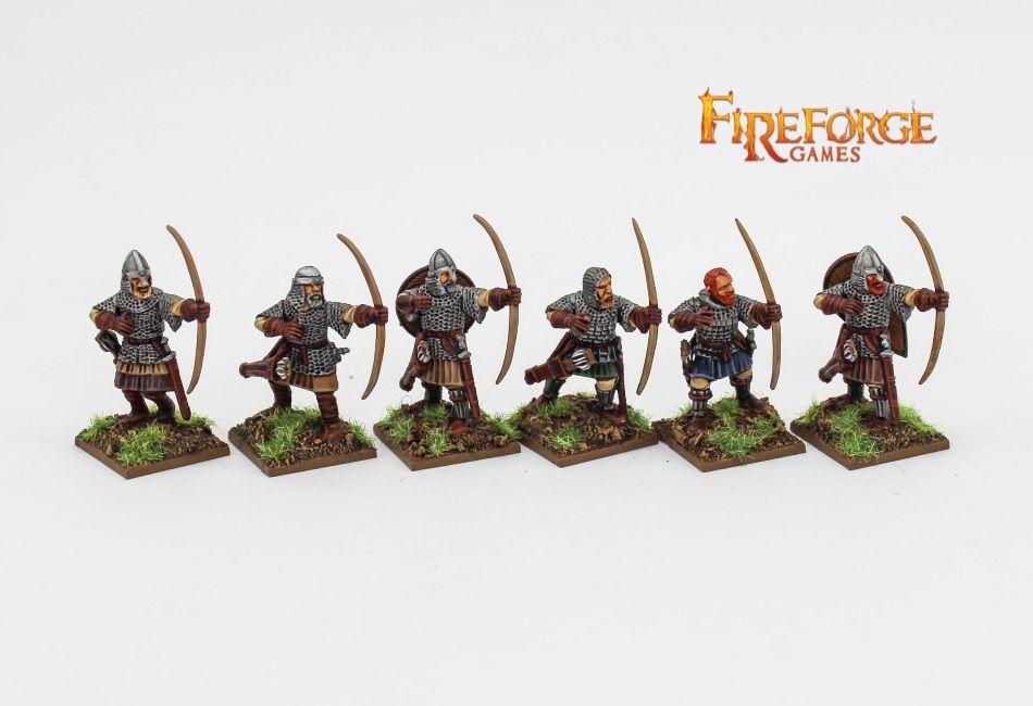 Infanterie Medievale Scandinave Scandinavian Infantry Games