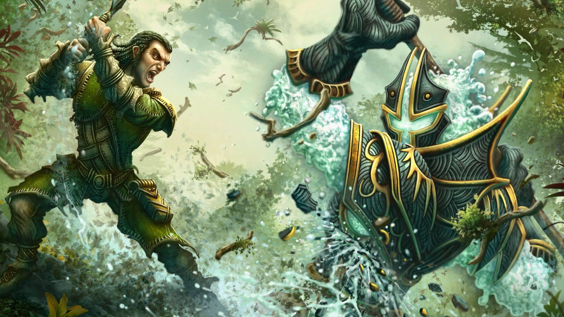 Fantasy Art Public Domain Fantasy World Wallpapers Pack