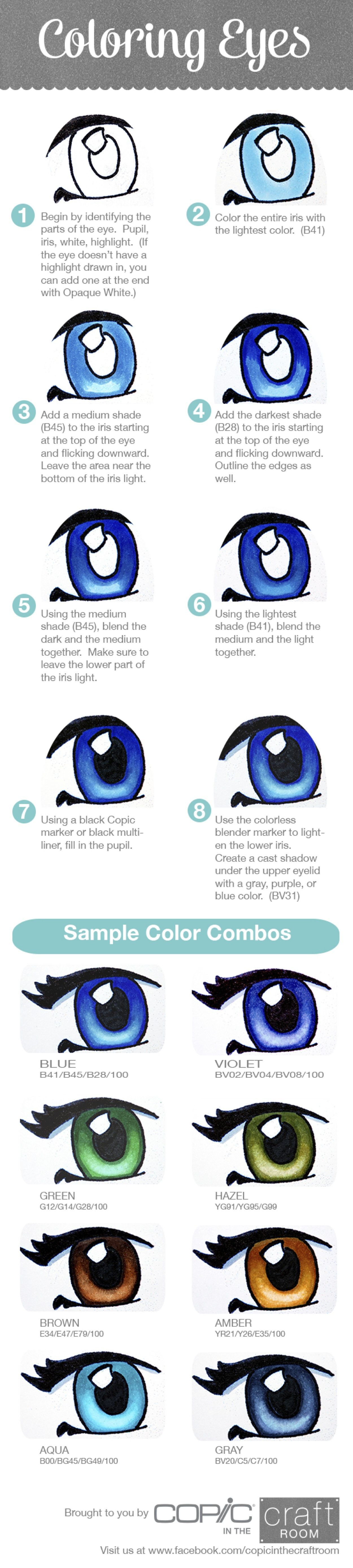 Pin On Copic Tips And Tutorials