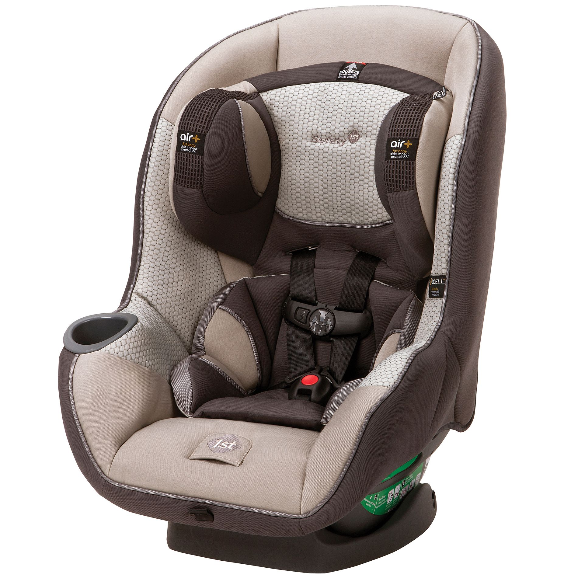 Safety 1st Advance Ex 65 Convertible Car Seat Brown