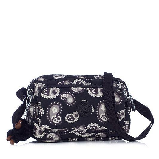 Kipling Melinda Small Double Zip Crossbody Bag With Adjustable Strap