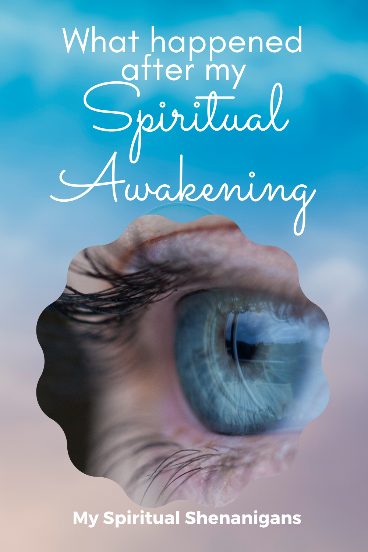 Spiritual Awakening : My Strange Story