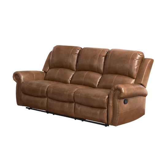 Vanhoy Reclining 86 Pillow Top Arms Sofa Reclining Sofa Couch