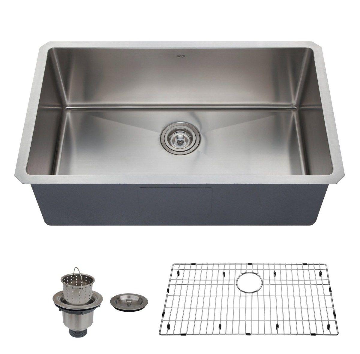 Ceramic Kitchen Sinks Pros And Cons Best Single Bowl Kitchen Sink