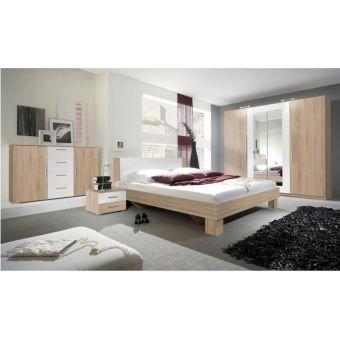 Chambre A Coucher Victoria Sonoma Blanc Beautiful Bedroom Furniture Furniture Guest Room Furniture