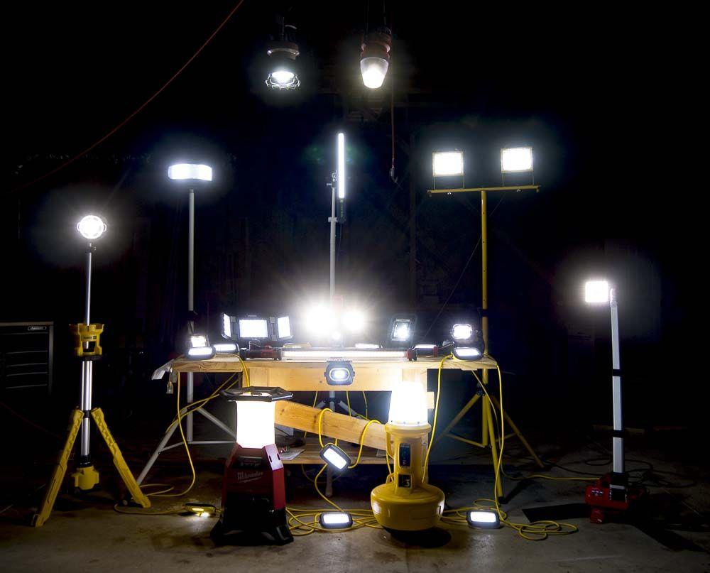 Best LED Work Light Buying Guide Who Needs Halogen? Led