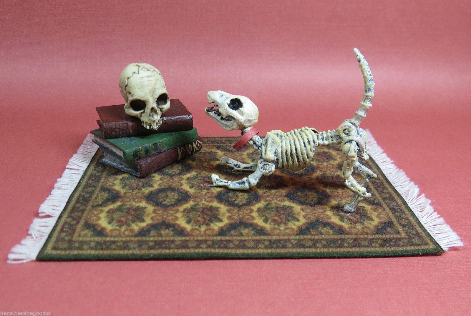 Patricia Paul; IGMA fellow - skeleton dog barking at a ...