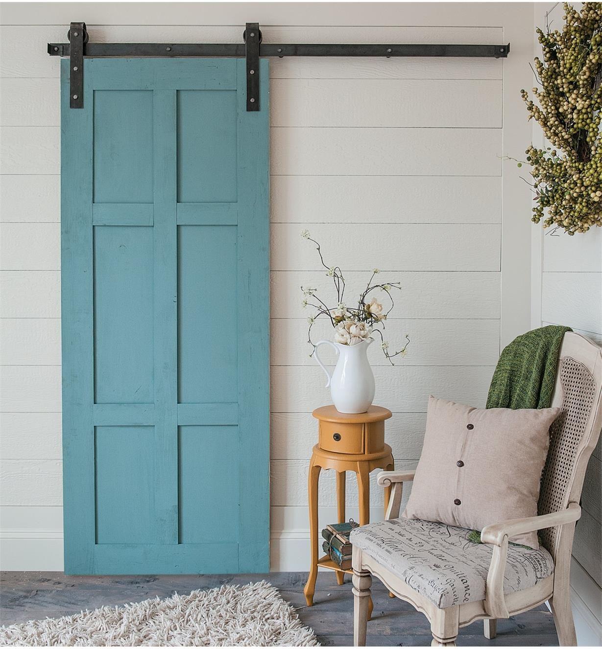 Classic Face-Mount Barn-Style Door Hardware