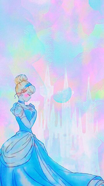 Cinderella Wallpaper Disney Cartoon Background Pictures Art Castle