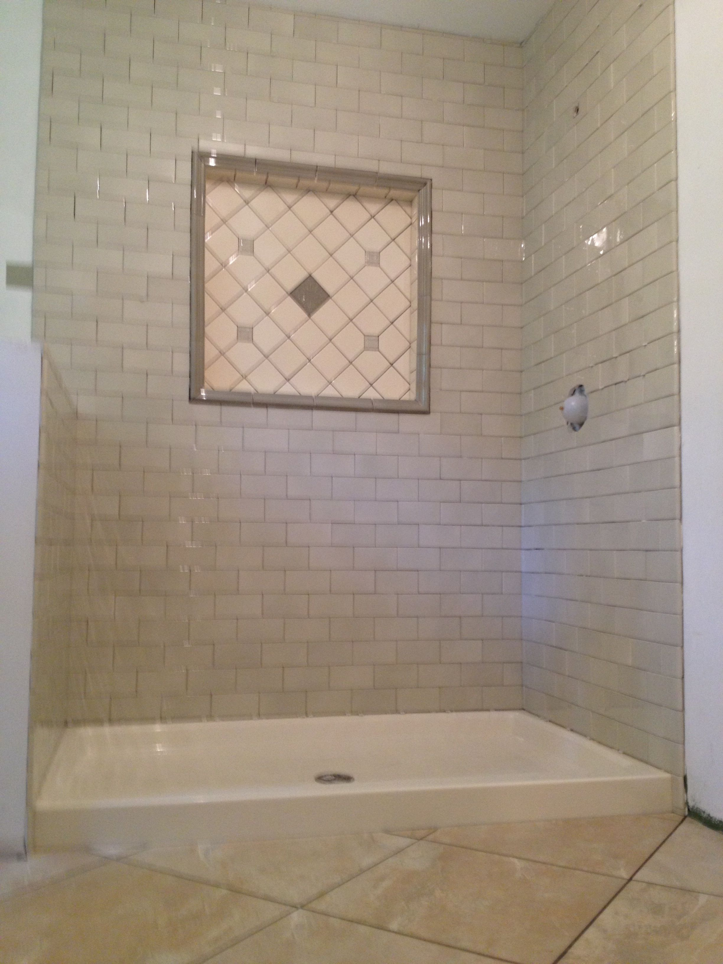 Decorative Shower Tile Shower Tile Inserts  Google Search  Konsteine  Pinterest