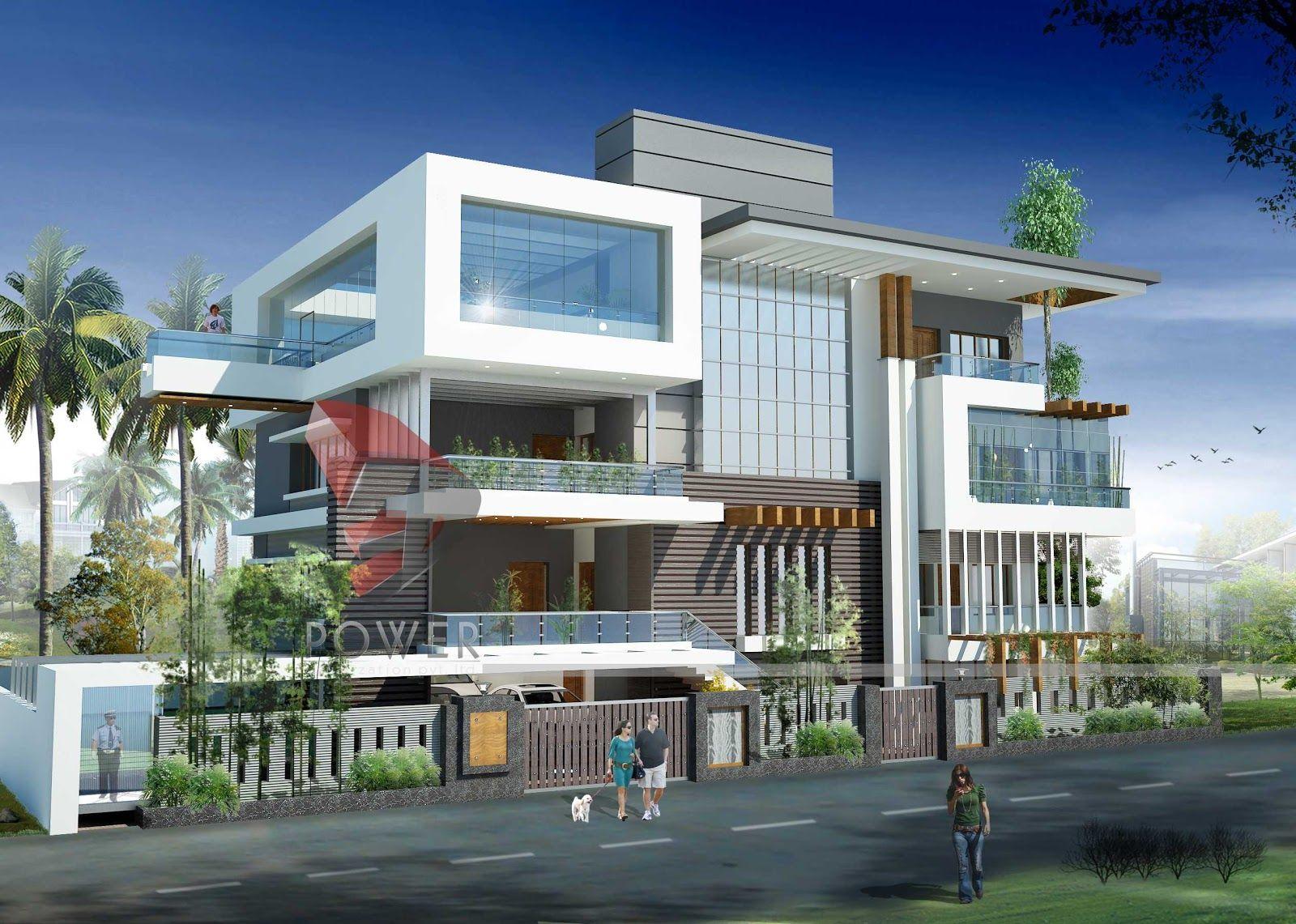 Stylish Modern House Plans For Your Modern Living Ultra Modern
