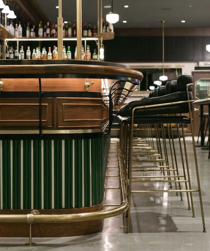 Angeline By Parts And Labor Design In 2020 Bar Design Restaurant Bar Design Restaurant Design