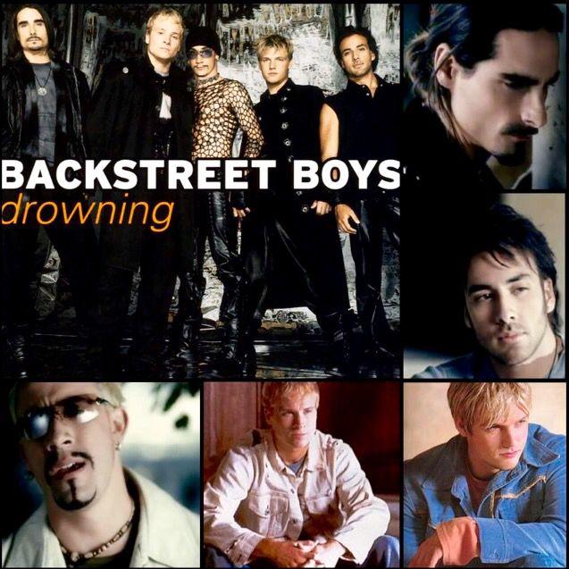 BACKSTREET BOYS - DROWING LYRICS