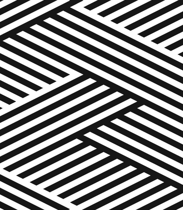 MAAX - Pattern Experience - a new twist on the classic black and white  stripe!