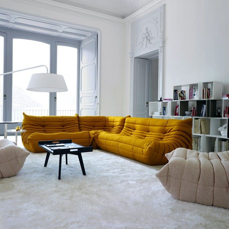 10 Awesome Music Inspired Home Decor Ideas: 10 Awesome Sectional Sofas