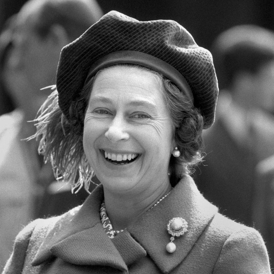 In pictures Queen Elizabeth II at 90 in 90 images Queen