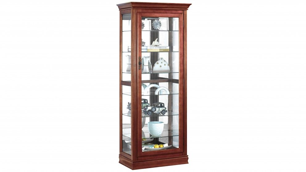Bathurst China Cabinet Office Storage Harvey Norman