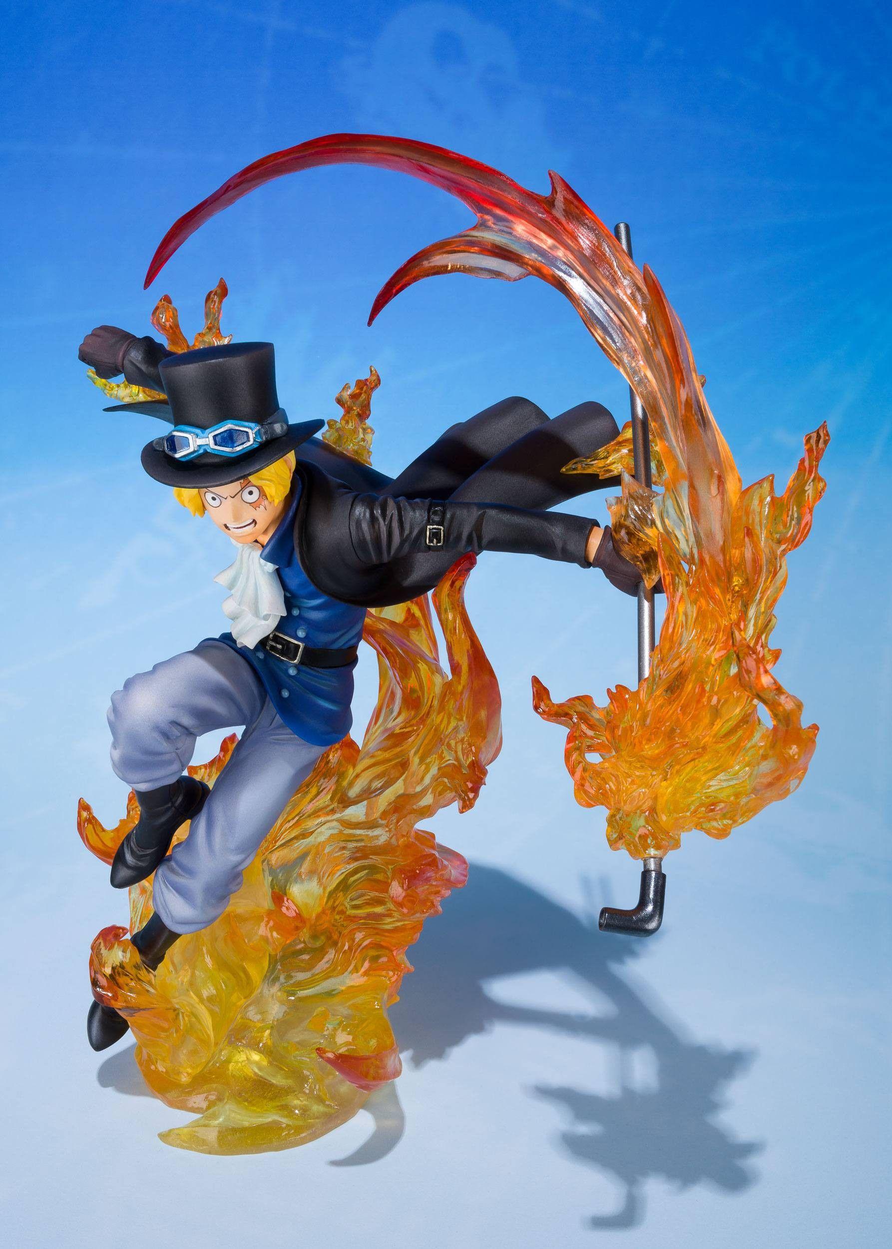 One Piece Figuarts Zero Sabo Bandai Japan NEW ***