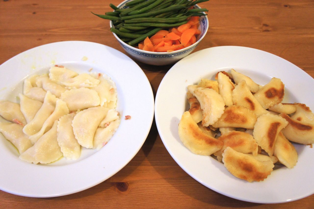 The best glutenfree perogies ever Gluten free Gluten