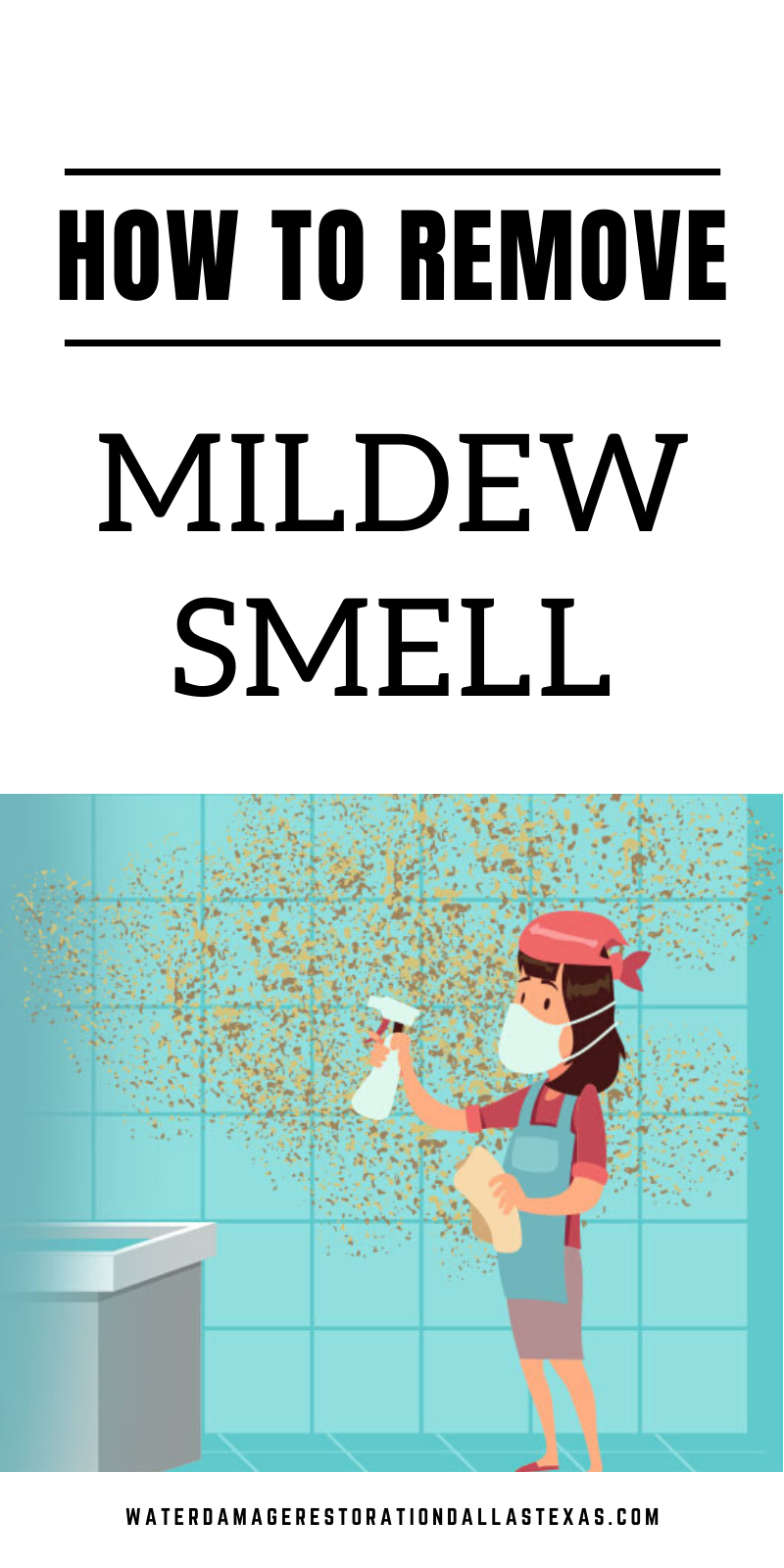 How To Remove Mildew Smell Mildew Smell Mildew How To Remove