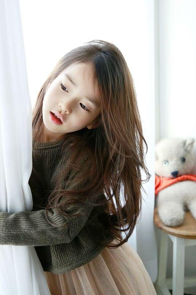 Jeong Wonhee Half Asian Babies, Asian Kids, Little Babies, Little Girls,  Kids