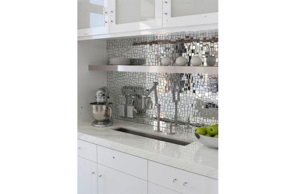 venecitas espejadas para cocina base neutra | design | Pinterest ...