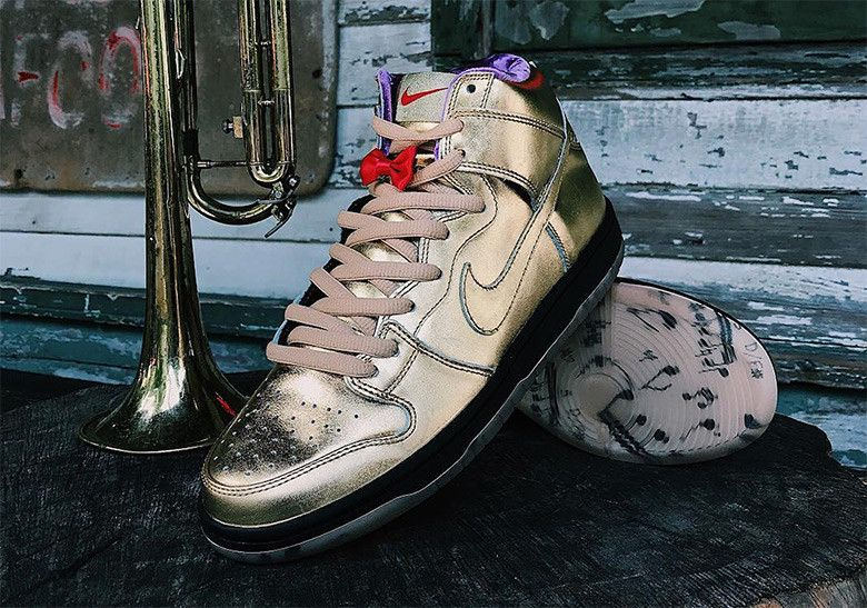 Humidity Nike SB Dunk High Jazz New Orleans Trumpet  thatdope  sneakers   luxury  dope  fashion  trending f1914492e