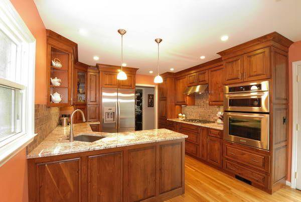 Perfect Kitchen Layout | Kitchen | Pinterest | Kitchen cabinet ...