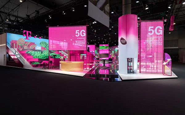 Deutsche Telekom MWC2019 Digital future you can touch on