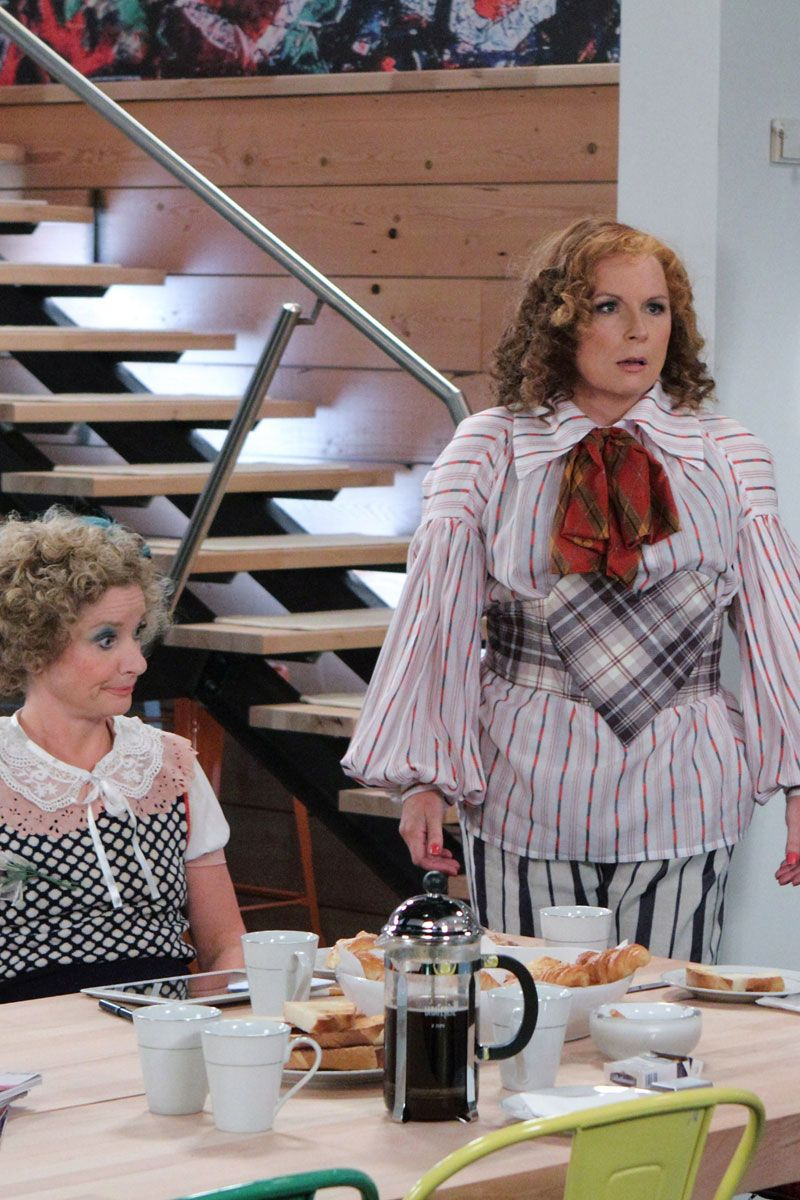 Five Hilarious 'Ab Fab' Moments