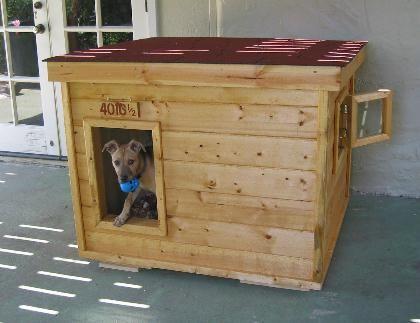 Police Dog Houses