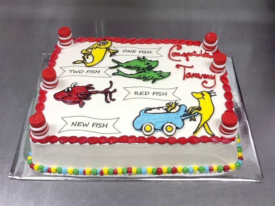 baby shower themes one fish two fish red fish new fish dr sues themed
