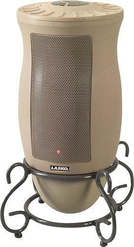 Lasko Designer Series Oscillating Ceramic Heater Brown 6435 Best Buy Ceramic Heater Lasko Heater