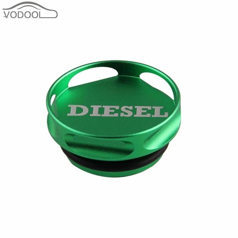 Magnetic Diesel Fuel Cap Accessory for 2013-2018 Dodge RAM TRUCK 1500 2500 3500