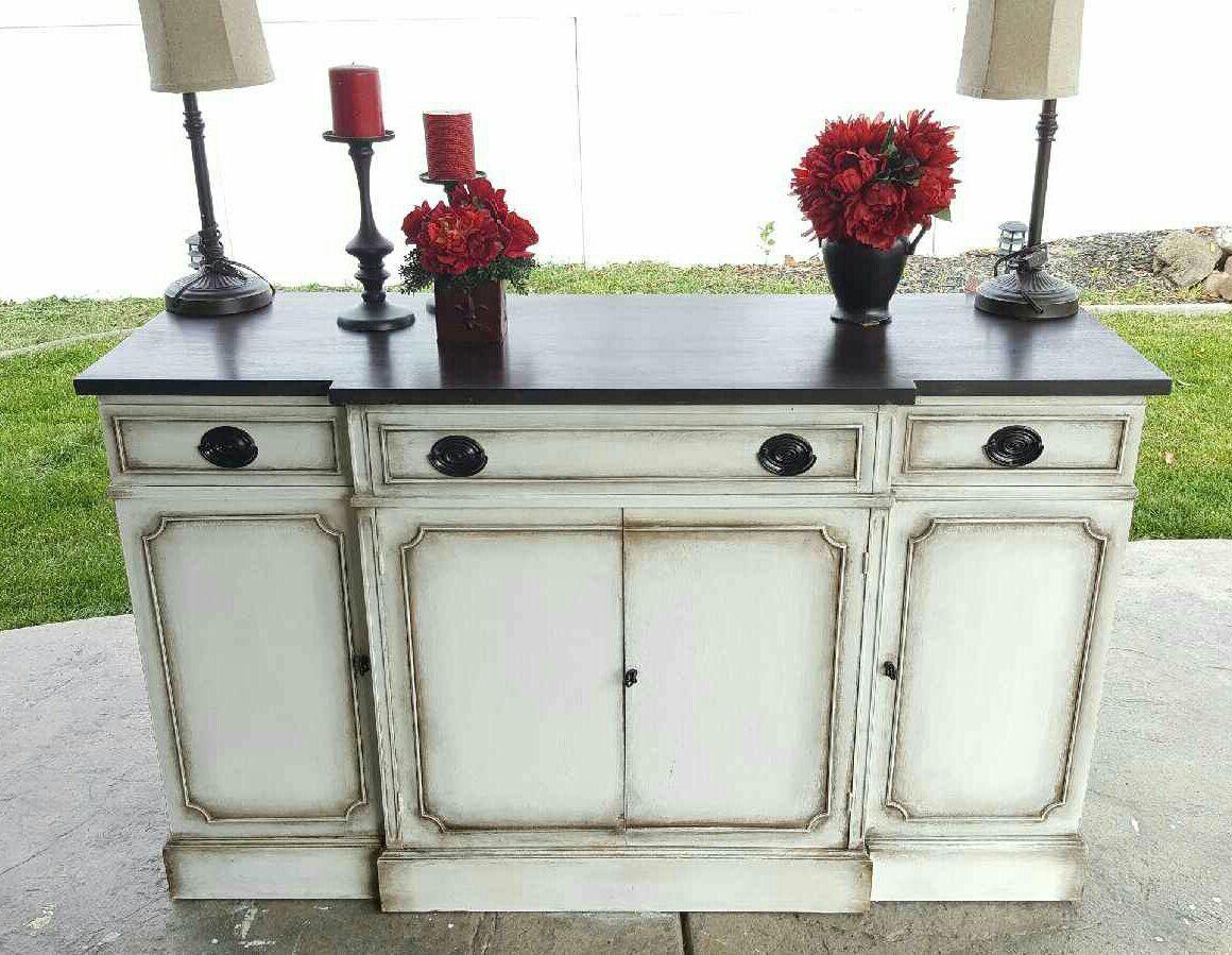 Rustoleum White Chalk Paint Minwax Natural Furniture Wax Dark Wax And Black Wax Accents Chalk Paint Furniture Diy Painted Furniture Natural Furniture