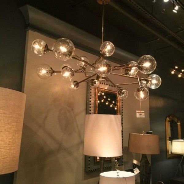 Arteriors Dallas Chandelier are a product of synthetic styles that ...