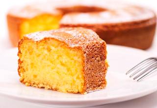 Varomeando: Cake de naranja