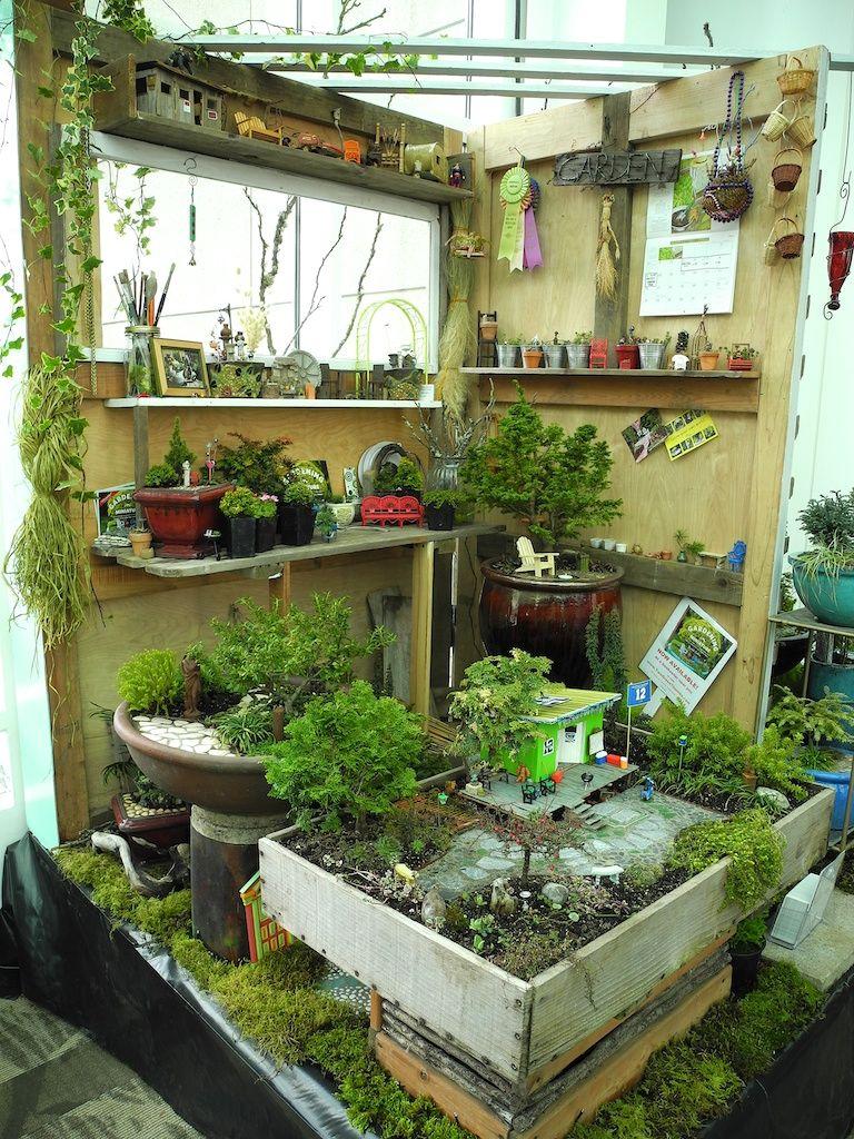 Beautiful Gardening In Miniature