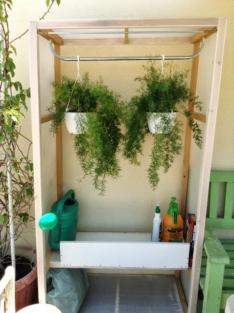 25 Camping Outdoor Ikea Hacks For Summer Desert Garden Plants Get Needed Protection From The Sun With This Hack Using One Of S