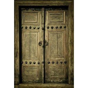 double portes | papier peint imitation bois | Pinterest | Porte bois ...