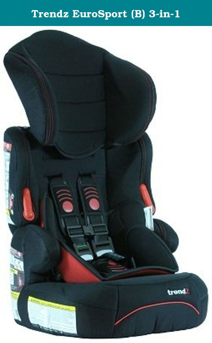 Trendz EuroSport B 3 In 1 The Baby Trend Hybrid Booster Car Seat Provides Safety And Comfort For Your Growing Child It Can Be Used As A Forward