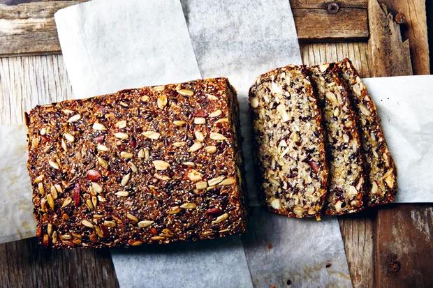 Seed And Nut Bread Recipe In 2020 Bread Nut Bread Recipe Nut Butter
